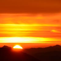 Sunrise over 2015